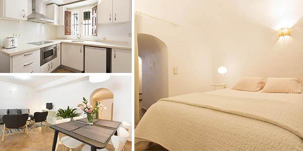 apartamento Montes Claros 26 Albaicín de Granada a precio de chollo