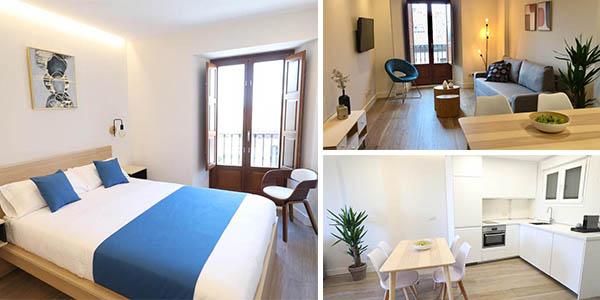 apartamento San Vicente chollo alojamiento en Ávila