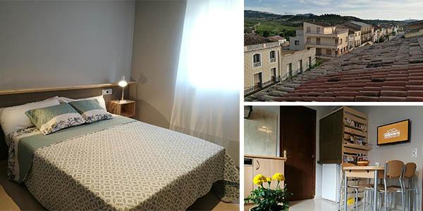 apartamentos Els Temporers a precio de chollo en Corbera para hacer una escapada a Gandesa