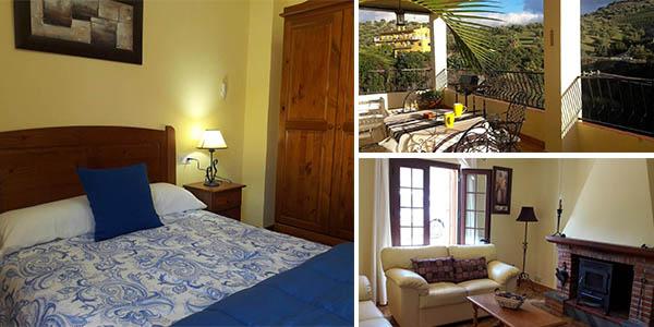 Apartamentos Vista La Maroma alojamiento económico en el Embalse de Viñuela Málaga