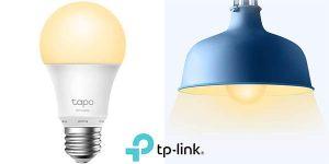 Bombilla Inteligente TP-Link Tapo L510E Wi-Fi E27