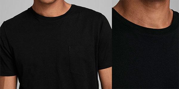 Camiseta Jack & Jones Jjepocket para hombre barata