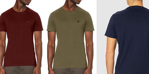 Camiseta Dockers Pacific Crew Tee para hombre al mejor precio en Amazon