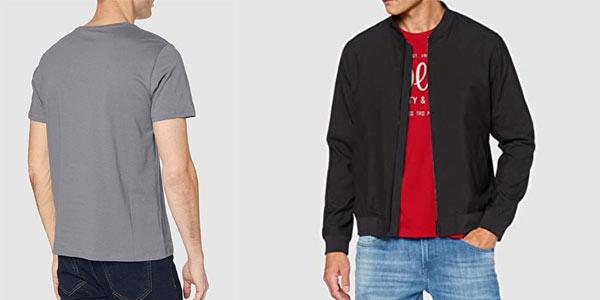 Camisetas S.Oliver para hombre en oferta en Amazon
