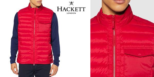 Chaleco HKT by Hackett Lightweight down filled barato en Amazon