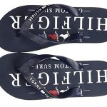 Chanclas Tommy Hilfiger Nautical Print Beach Sandal para hombre baratas en Amazon