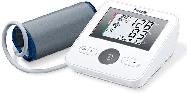 Chollo Tensiómetro de brazo Beurer BM27 con detección de arritmias