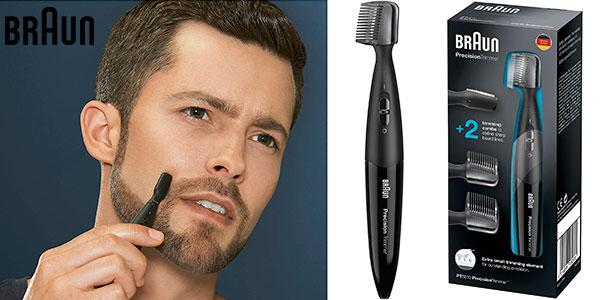 Chollo Recortadora de barba Braun PT 5010