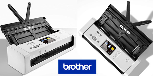 Chollo Escáner Brother ADS-1700W