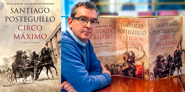 Chollo Libro Circo Máximo: La ira de Trajano (Trilogía de Trajano Vol. II) versión Kindle