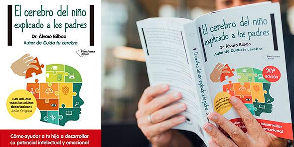 """Chollo Libro """"El cerebro del niño explicado a los padres"""" en versión Kindle"""
