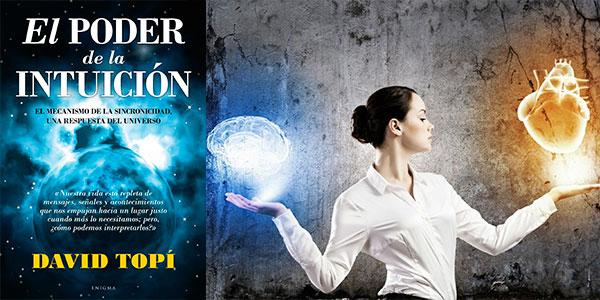"""Chollo Libro KIndle """"El poder de la intuición: El mecanismo de la sincronicidad, una respuesta del universo"""" de David Topí"""