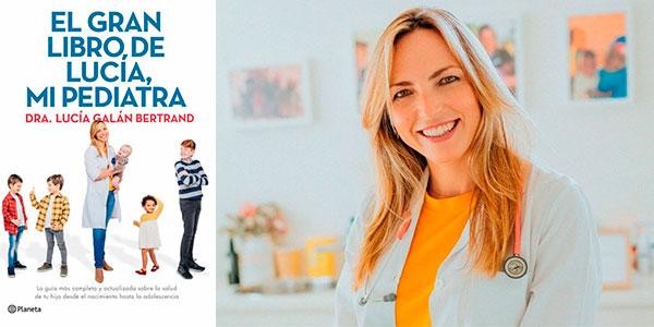 """Chollo Libro """"El gran libro de Lucía, mi pediatra"""" en versión Kindle"""