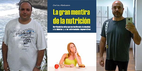 """Chollo Libro """"La gran mentira de la nutrición"""" en versión Kindle"""