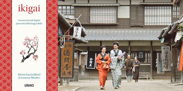 """Chollo Libro """"Ikigai: Los secretos de Japón para una vida larga y feliz"""""""