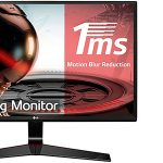 Chollo Monitor gaming LG 24MP59G-P Full HD
