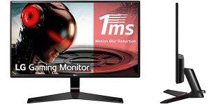 Chollo Monitor gaming LG 24MP59G-P Full HD
