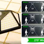 Chollo Pack de 4 luces solares LED de exterior Goodland