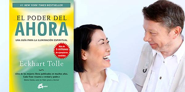 """Chollo Libro """"El poder del ahora: Una guía para la iluminación espiritual"""" en versión Kindle"""