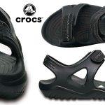 Chollo Sandalias Crocs Swiftwater River para hombre