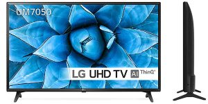 """Chollo Smart TV LG 49UM7050 UHD 4K de 49"""""""