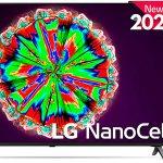 "Chollo Smart TV LG 55NANO806NA UHD 4K HDR IA de 55"""
