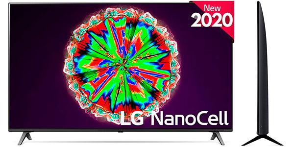 Chollo Smart TV LG NANO80ALEXA UHD 4K HDR IA