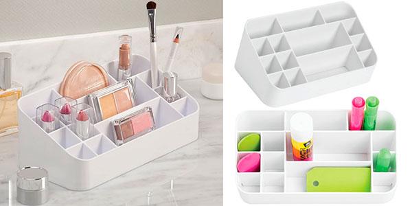 Chollo Organizador de cosméticos iDesign de 14 compartimentos
