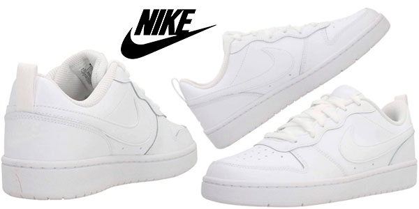 Chollo Zapatillas infantiles Nike Court Borough Low 2