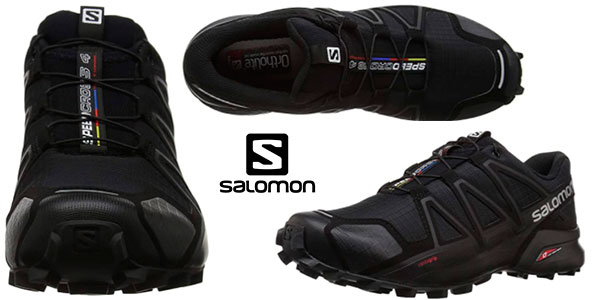 Chollo Zapatillas de trail running Salomon Speedcross 4 para hombre