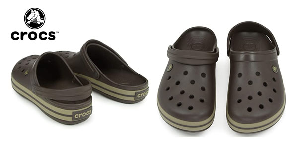 Chollo Zuecos Crocs Crocband para adulto