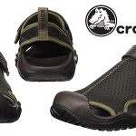 Crocs Swiftwater Mesh Deck sandalias oferta