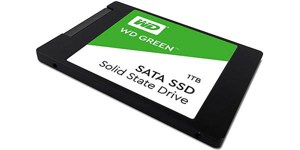 Disco SSD WD Green de 1 TB barato