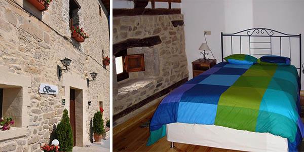 Don Baldomero hotel rural barato cerca de la Cascada de Pedrosa de Tobalina