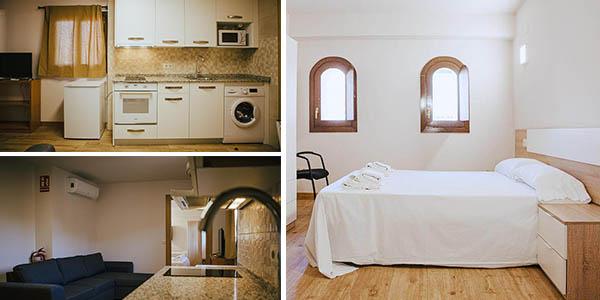 Ducay apartamentos céntricos en Olite de relación calidad-precio alta