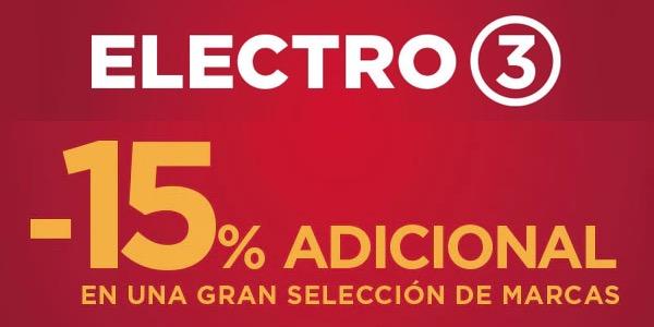 Electro 3 El Corte Inglés