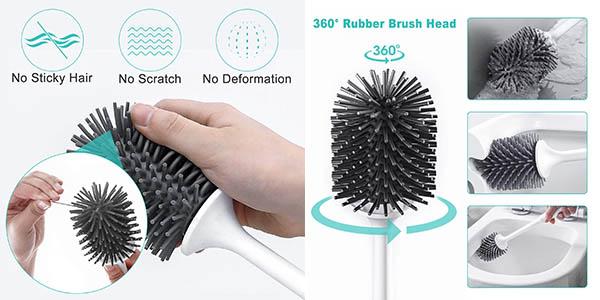 escobilla para lavabo con cerdas de plástico de relación calidad-precio alta