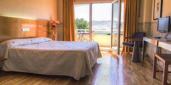 Hotel económico cerca de Galisteo pueblo amurallado en Cáceres