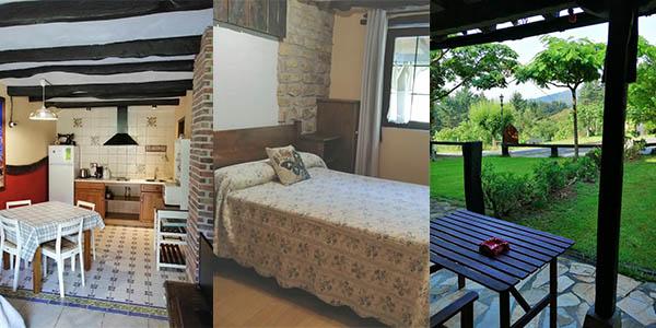Iturbe1 alojamiento rural en Busturia económico