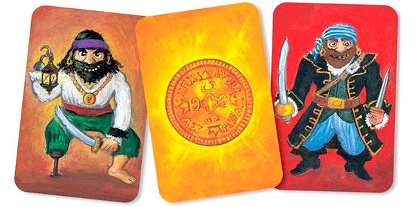 Juego de cartas Pirataka barato