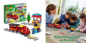 LEGO Duplo Train chollo juego educativo