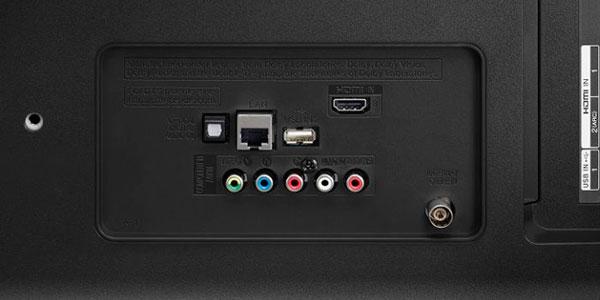 "Smart TV LG 49UM7050 UHD 4K de 49"" en oferta"