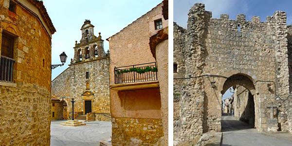 Maderuelo Segovia escapada económica a pueblo amurallado