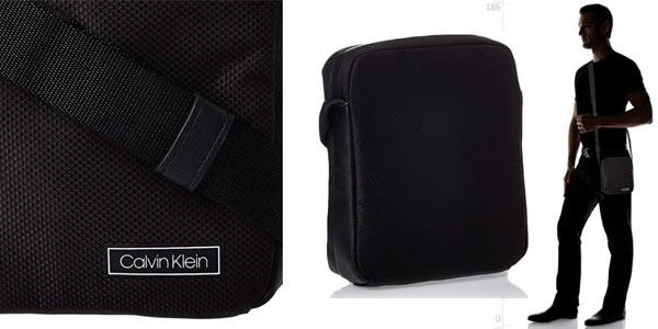 Mini bandolera Calvin Klein para hombre en oferta en Amazon