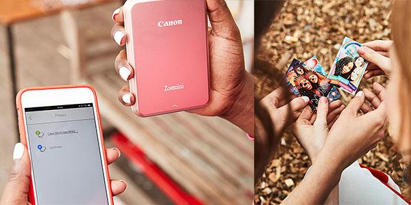 Mini impresora Canon Zoemini barata