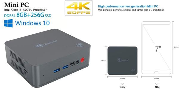 Mini PC Beelink U55 barato en Amazon