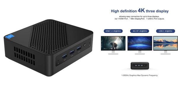 Mini Pc Minisforum U700 barato en Amazon