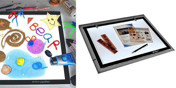 Minisun tableta LED A3 barata