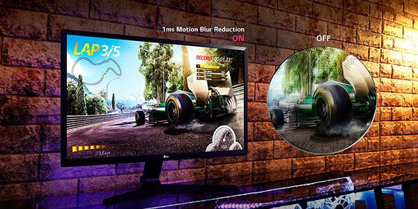 Monitor gaming LG 24MP59G-P Full HD barato