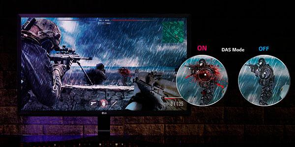Monitor gaming LG 24MP59G-P Full HD en oferta